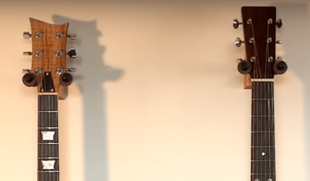 are guitar hangers safe