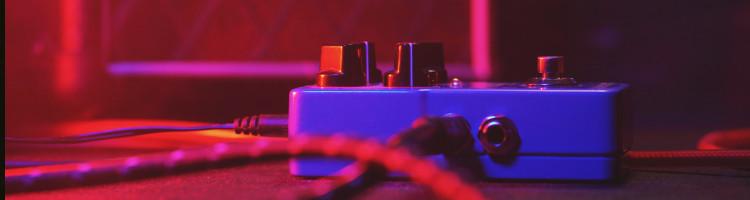 prevent guitar amp feedback