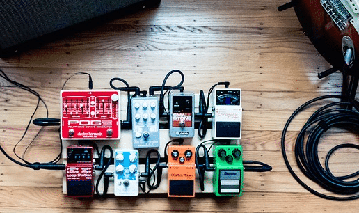 what guitar pedals to start with