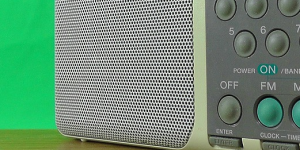 why do guitar amps pickup radio stations