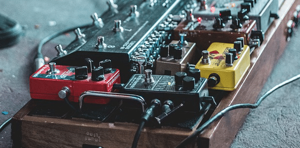 are distortion pedals necessary