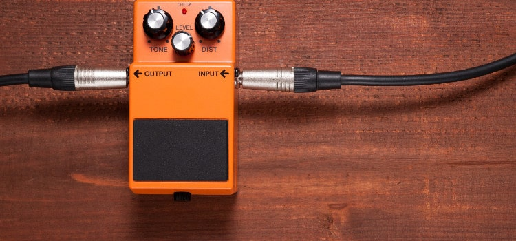 best distortion pedal for solid state amp