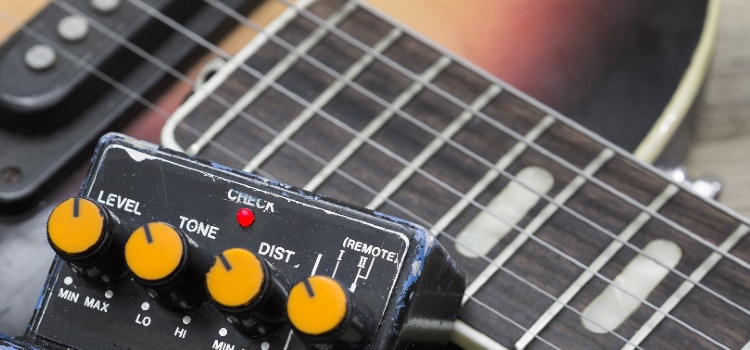 best fuzz pedal for humbuckers