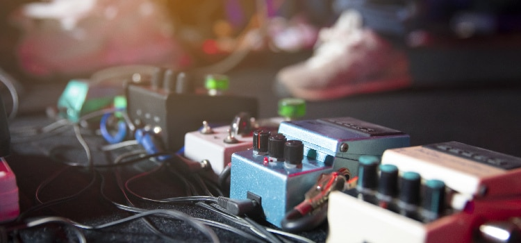 best chorus pedal for worship guitar