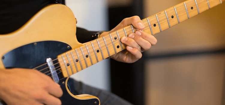 guitars that are easy on the fingers