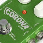 tc electronic corona chorus pedal review