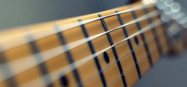 types of guitar necks