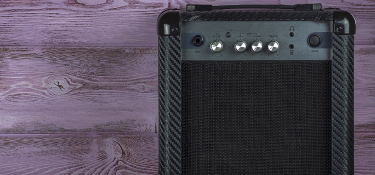 best guitar amp under 100