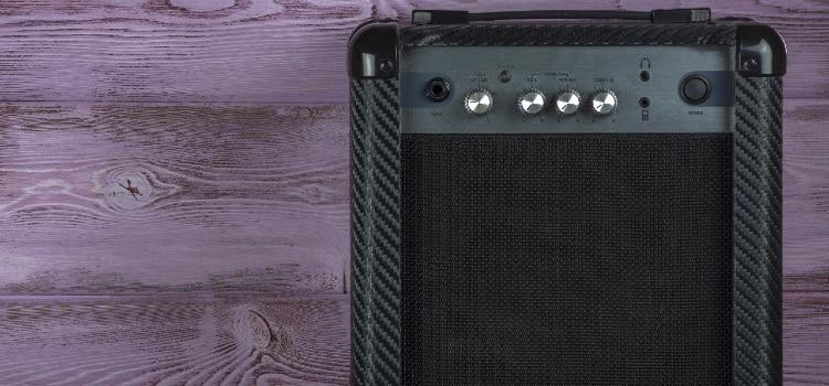 best guitar amp under 100