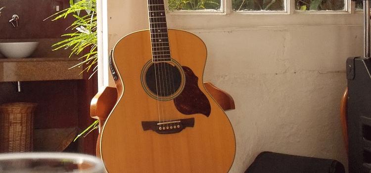 acoustic electric guitar vs acoustic
