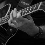 getting good at guitar