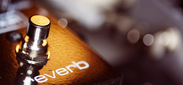 best reverb pedal for acoustic guitar