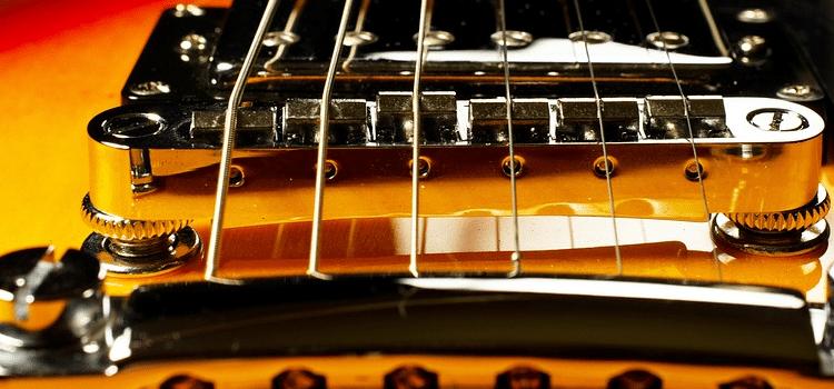 electric guitar bridge types