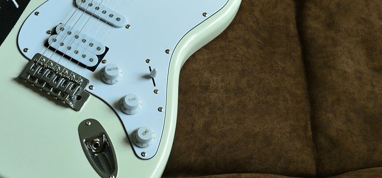 how to use electric guitar knobs