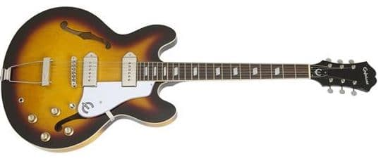 Epiphone CASINO Thin-Line Hollow Body