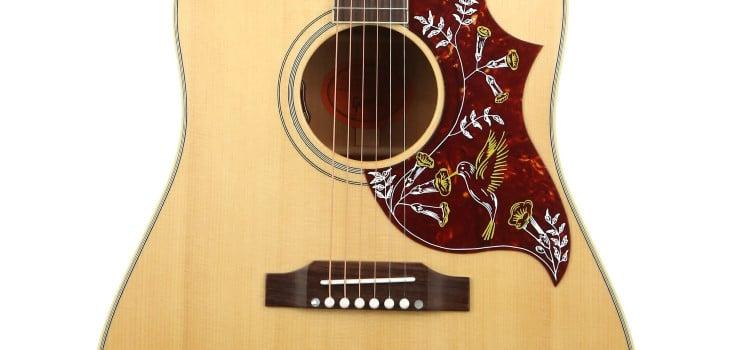 Gibson Montana Hummingbird review