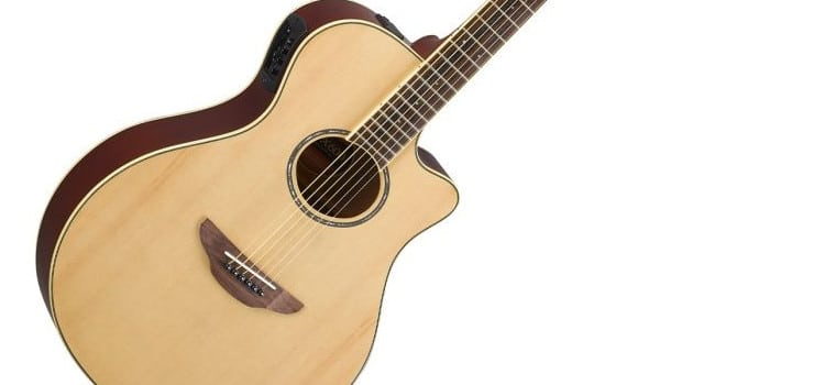 Yamaha APX600 review