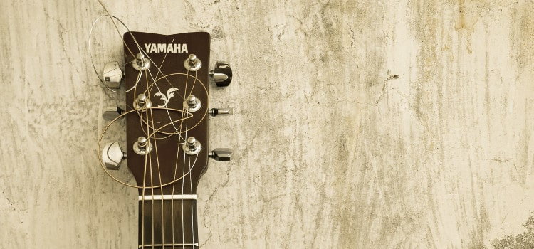 best Yamaha acoustic guitar