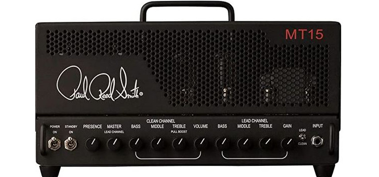 PRS MT 15 Mark Tremonti Guitar Amp Review