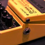 distortion pedal a preamp
