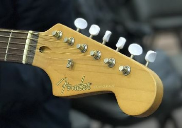 rounded headstock