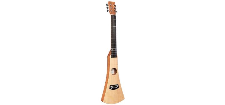 Martin Steel String Backpacker Travel Guitar Review