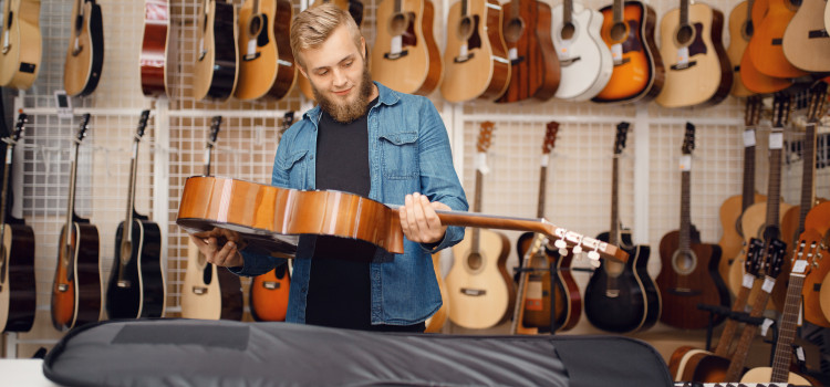 acoustic guitar size guide