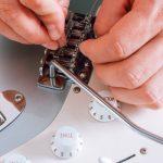 diy guitar repairs