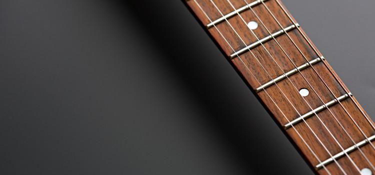 guitar neck bow