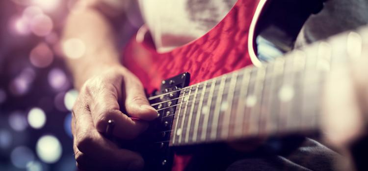 how many frets on a guitar