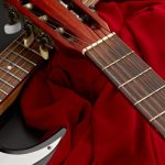 how to clean a guitar fingerboard