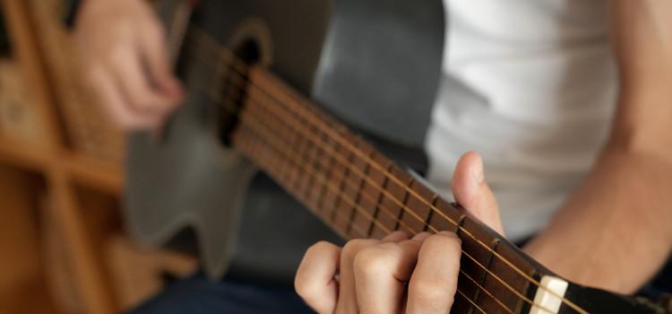 3/4 size acoustic guitar measurements