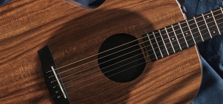 koa guitar sound