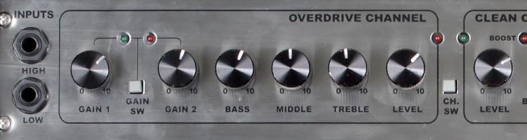 7 string guitar amp settings