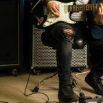 how to set up a looper pedal with amp