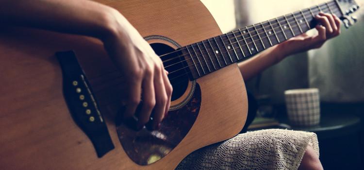 acoustic guitar pickguard