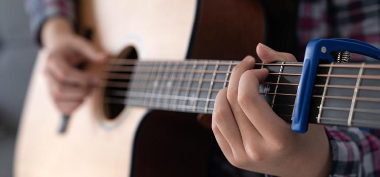 capo guitar tuning