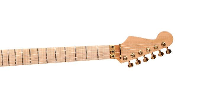 guitar neck finish