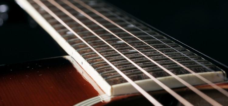 guitar neck fretboard binding
