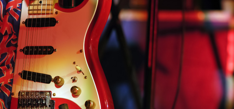 guitar pickups sound weak