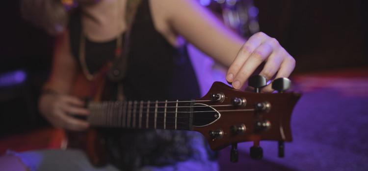 guitar string tension