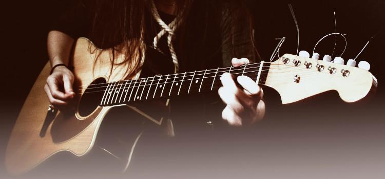 trim guitar strings