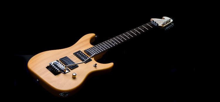 tru oil guitar